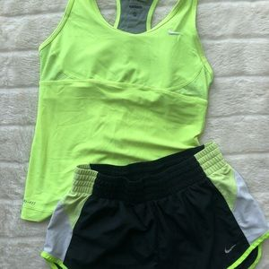 Nike Other - Nike Dri-fit workout set